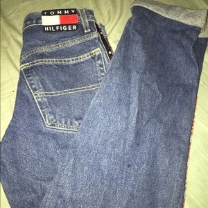 VINTAGE WOMENS RELAX FIT JEANS